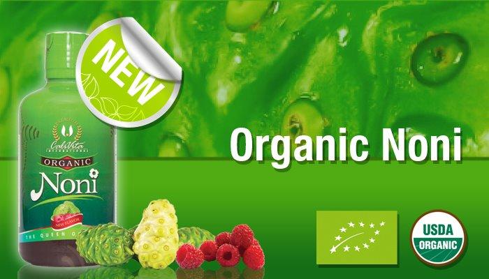 Organic Noni si Polinesian Noni produs energizant şi tonifiant