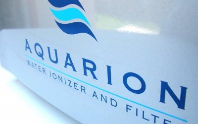Aquarion filtru de apa, produce apa ionizata sau acida